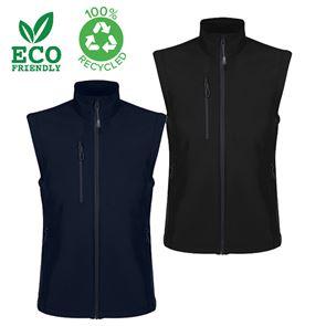 100% Recycled Softshell Bodywarmer
