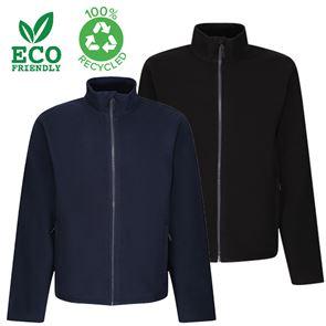 100% Recycled Full Zip Fleece Jacket