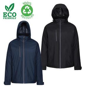 100% Recyled Waterproof Breathable Jacket