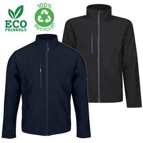 100% Recycled Softshell Jacket