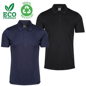 100% Recycled Polo Shirt