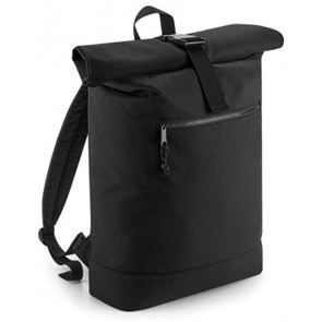 Recycled Roll Top Backpack