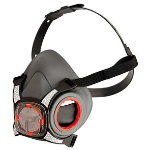 Force8 PressToCheck Half Mask