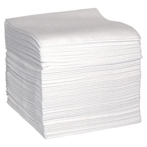 Hydromax Tekwipe White Quarterfolded Cloth (x16 packs of 25)