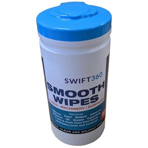 Smooth Degreasing Wipes (x80)
