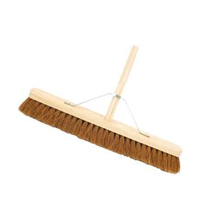 24 inch Coco Soft Broom Complete